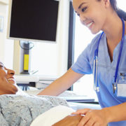 positive nurse